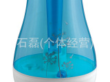 厂家批发新飞龙白菜超声波卡通加湿器 空调家用加湿器 雾量可调