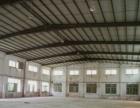 白濠汀山村新出10米高钢构厂房1400平招租带水电