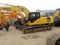 原装二手的小松挖掘机120出售