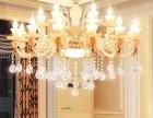 安东尼娅 法式铜灯 酒店欧式吊灯