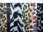 厂价直销600D斑马豹纹印花 加厚箱包书包布 600D豹纹印花