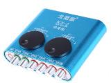 北蓝鼠KX-2传奇版 电容麦克风外置声卡 电脑网络k歌 usb独