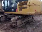 二手挖掘机卡特336低价出售全国保运