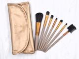 深圳凯诺化妆刷工厂批发7支化妆刷套装 美妆工具 刷包
