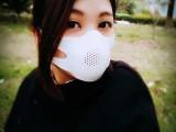防雾霾智慧口罩