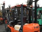 二手物流设备杭州3T库存叉车 5吨合力叉车价格优惠转让1吨柴