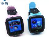 儿童智能手表触摸彩屏GPS定位计步防水学