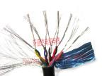 通讯电缆云台控制线RS485信号线10芯双绞屏蔽线RVSP10*0.3mm