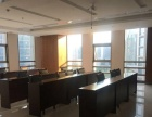 银行大楼与银行一起办公 浦发大厦900平豪装出租