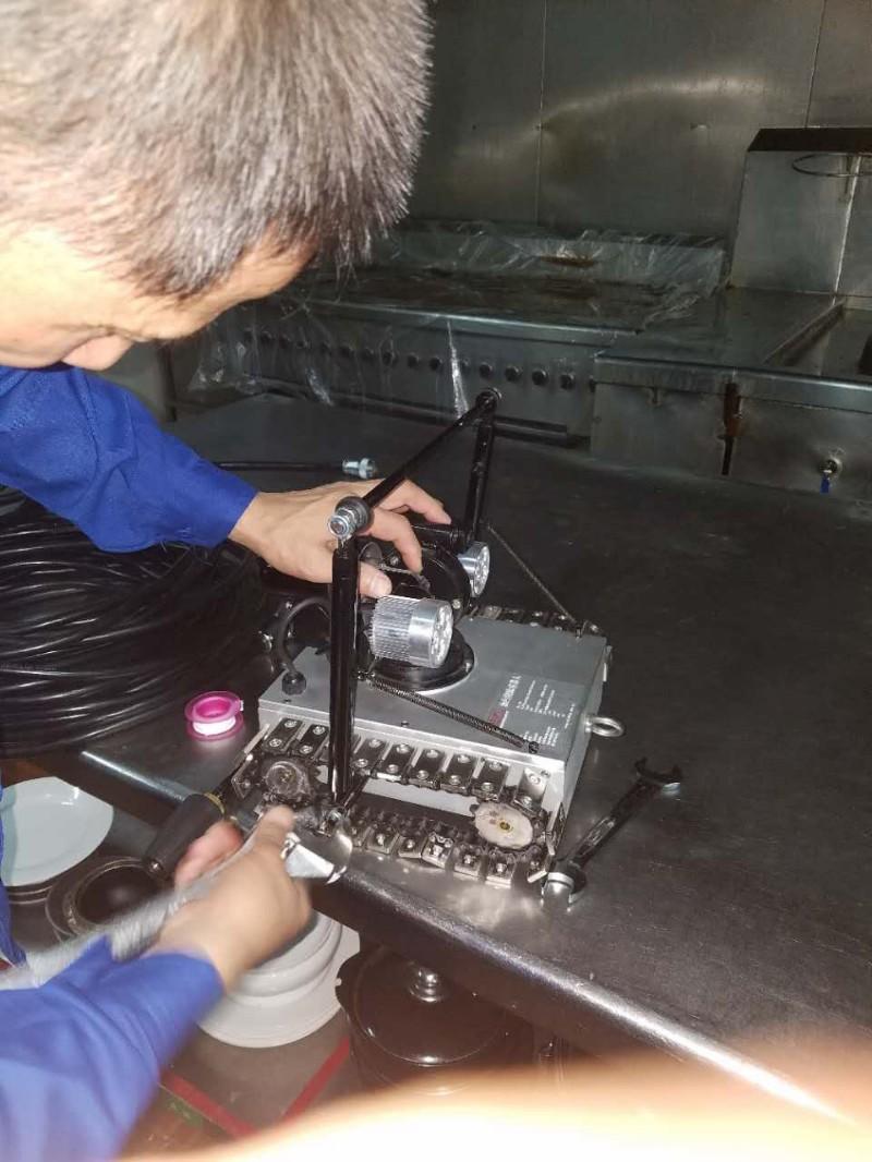 油烟管道清洗 厨房油烟机清洗
