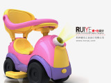 外观结构工业设计,童车,婴儿学步童车,儿童玩具,设计首选睿也