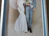 婚纱相框 木质相框 水晶桌摆 照片冲洗等