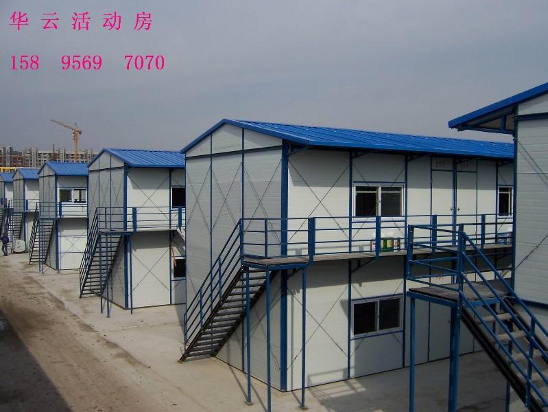 无锡苏州上海南京丹阳活动房围墙厂棚仓库新建低价安装