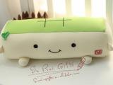 夏季热卖纳米粒子日本豆腐抱枕靠垫午休夏凉泡沫粒子枕填充玩具