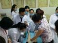 潮州哪里可以报名学中医针灸,埋线减肥艾灸培训