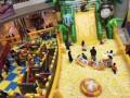 赣州魔术塑料积木乐园租赁 鲸鱼岛百万海洋球乐园