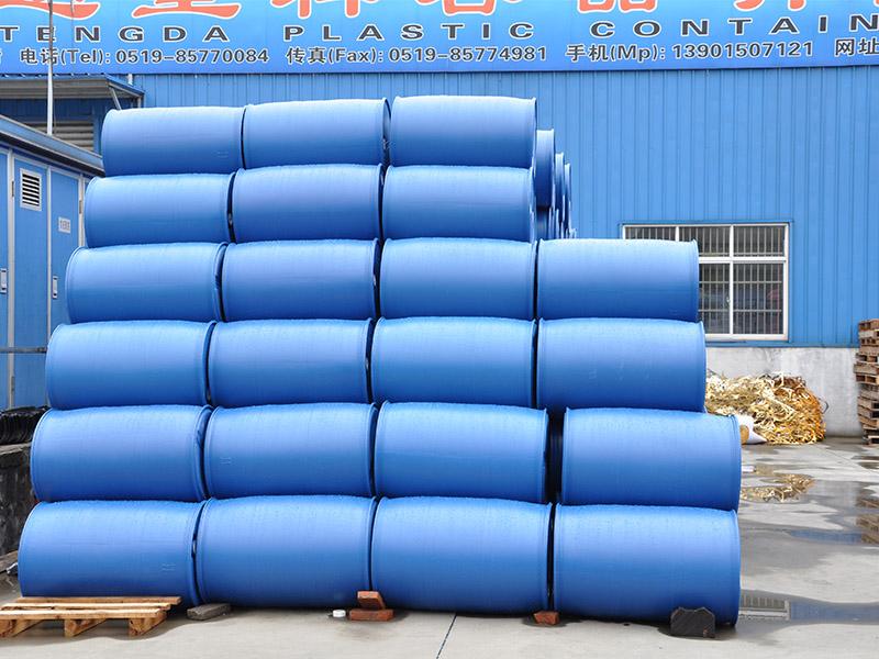 哪里有卖口碑好的200L塑料桶-个性200升塑料桶