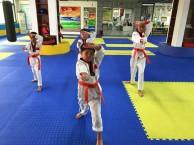 如果孩子不练青岛风斗士跆拳道永远都不会知道 青岛跆拳道培训