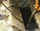 昆明马街片区市政管道清淤下水管道疏通隔油池维修清理高压清洗