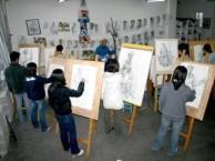 松江美术培训班,成人素描培训,美术设计,高考美术,油画