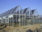 北京通州区阳光板墙体太阳能发电温室计划预算厂家报价