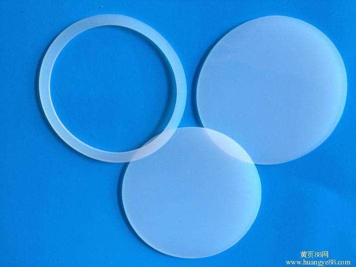 三亚生产透明硅胶垫 脚垫