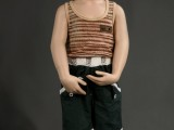 苏州常熟玻璃钢儿童模特道具