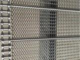 不锈钢食品机械输送带金属网带输送带不锈钢人字形网带
