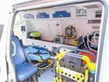 太原救护车出租公司配备专业医护人员