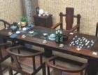 萍乡老船木家具茶桌茶几实木现代功夫泡茶台茶盘原木茶艺桌爆价