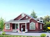 重庆轻钢别墅 房屋建造 轻钢龙骨设计生产施工一体