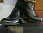 黑色、男士休闲皮鞋40码,只是?#28304;?#20102;一下