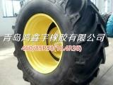农业机械轮胎大人字轮胎