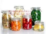 徐州嘉联玻璃厂生产各种规格的优质密封玻璃罐