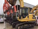 郑州二手挖掘机交易市场二手挖掘机小松