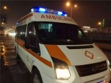 黄石附近救护车 急救车120接送病人
