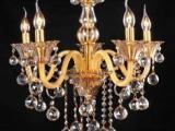 欧式玻璃管水晶吊灯2045-5-----
