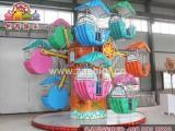 武汉商场小型摩天轮 儿童自转单面摩天轮价格钜惠