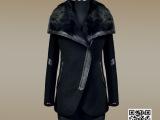 厂家直销批发GUCIUME女士大衣 女式欧美大牌羊绒大衣风衣