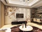 餐厅背景墙装修 奢华盛饰瓷砖艺术背景墙