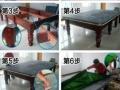 郑州市二七区大量处理各种台球桌以及维修台球桌