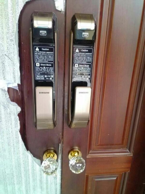 防盗门无钥匙开锁,断钥匙处理,防盗升级,开汽车锁,开保险箱