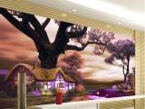 彩虹石品牌瓷砖背景墙 彩雕电视背景墙 欧式背景墙装修效果图