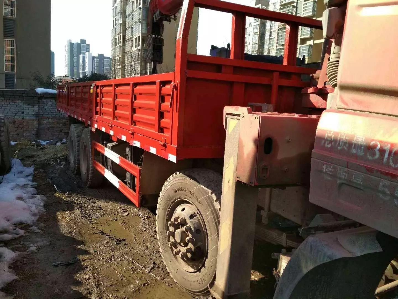 东风14吨吊机优惠出售