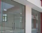 温州双屿专业玻璃门维修双屿鞋都大道淋浴房安装