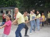 广州黄埔郊外团建冰壶活动