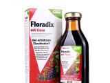 铁元德国版Salus Floradix iron有机红铁元250