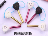工厂直销 最新版本V4.1 k7立体声蓝牙耳机,三星 苹果 小米