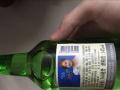 韩国清酒水果味烧酒蒸馏酒蓝莓味360毫升酒精14度