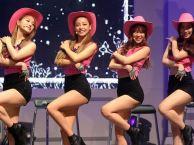 金牛区星秀舞蹈 蜀汉路星秀爵士舞暑假学爵士舞